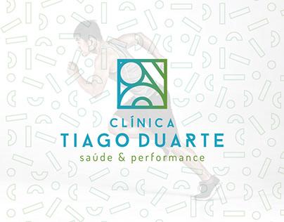 Clínica Tiago Duarte | Rebranding