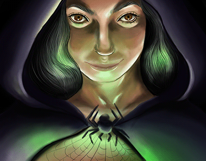 devil portrait