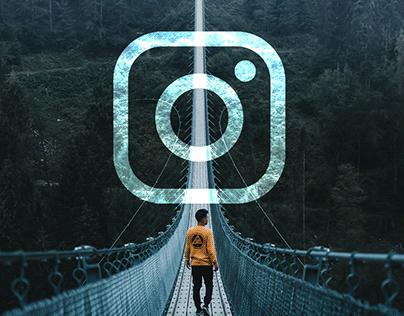 Instagram art works Bridge - İnstagram - Road