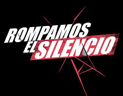 Interactive Poster: Rompamos el silencio