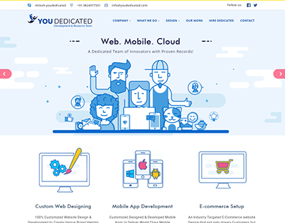 Youdedicated.com