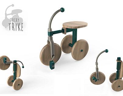 Tricky Trike I 2 Kids