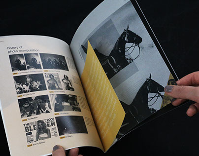 History of Photo Manipulation & Explorations