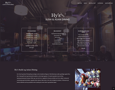 Hy Sushi and Asian Dining