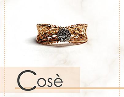 COSÈ | A PCJ PROJECT