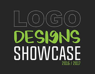 Logo Design Showcase (2016-2017)