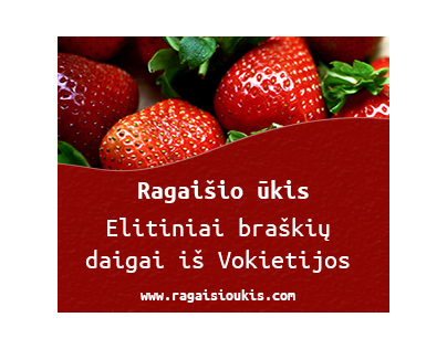 Created banners for ragaisioukis.com website