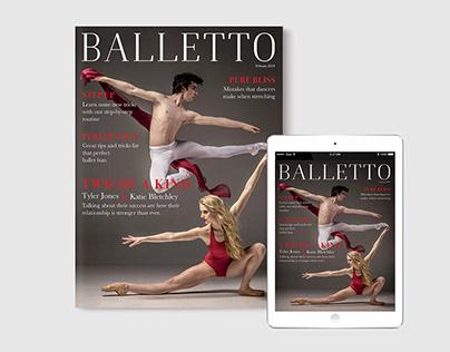Balletto Dance Magazine