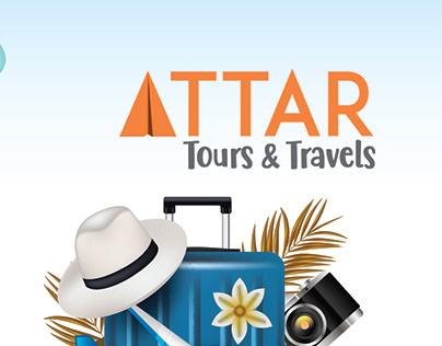 Attar Travels - Social Media Promotions
