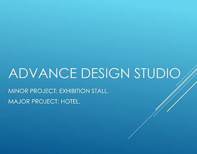 ADVANCE DESIGN STUDIO