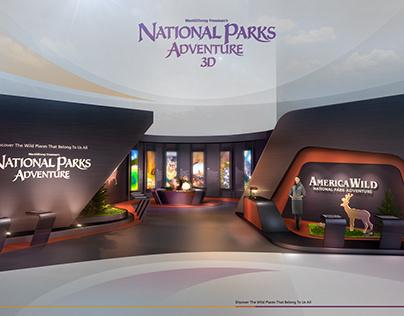 America Wild - National Park Exhibition