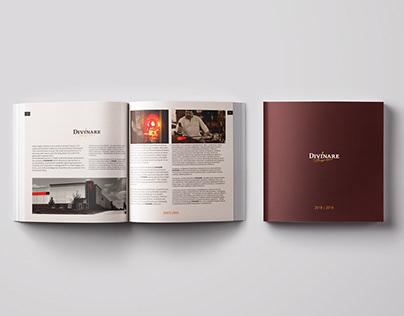 Catalogue DIVINARE 2018   2019