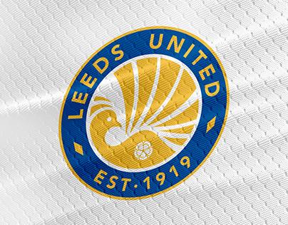 Leeds United Rebrand