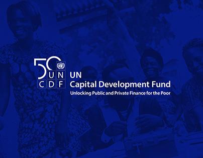 UNCDF – 50th Anniversary