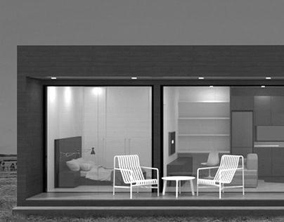 SMALL HOUSE - 55m² singleresidence