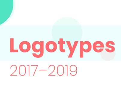 Logofolio // Logotypes 2017–2019