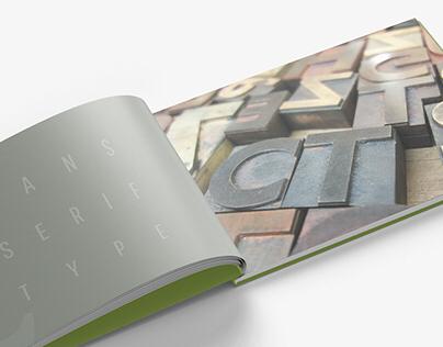 Organic Logo Typography   Book Layout, Writing