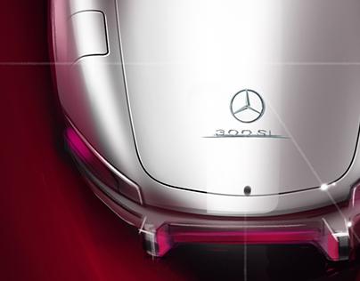 Mercedes-Benz 300 sl cabrio