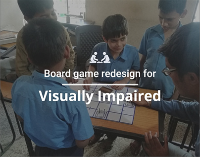 Board Game Design for Differently-Abled