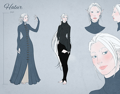 Character & Concept Design