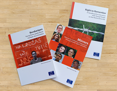 Roma Youth Action plan books