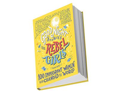 Good Night Stories for Rebel Girls - Immigrant Women