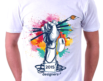 Graduation T-shirt design 2015