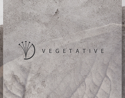 VEGETATIVE agricultural fund- Logo Design