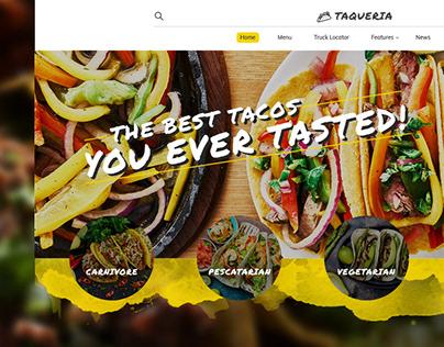 Taqueria - Food Truck & Restaurant