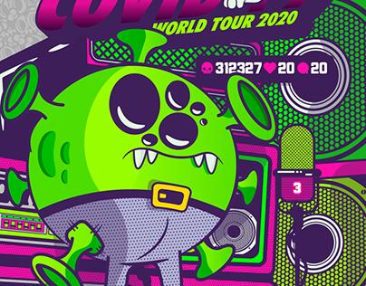 COVID 19 WORLD TOUR