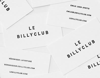 Le Billyclub