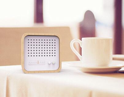 Product Design-Radio