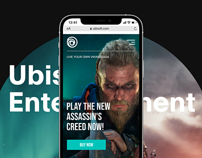 Ubisoft redesign mobile