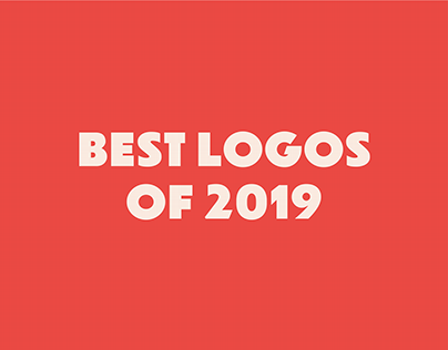 Best Logos of 2019