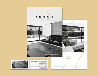 MKümmel Arquitetura // Rebranding