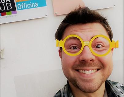 Merchandising SELFIE Goggles KIT