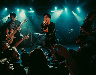 CRYSTAL LAKE / HOCHIMINH/ STARVE TO SURVIVE / AIKO