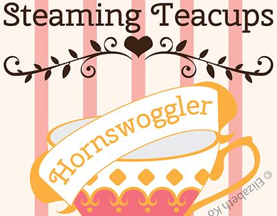 Steaming Teacups