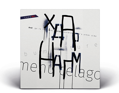 Hang Drum vinyl covers