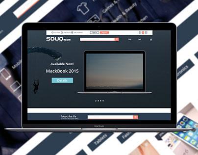 Souq.com Site