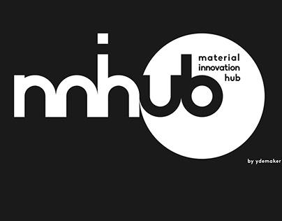 Material Innovation Hub Branding