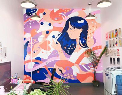 Murals & Installations