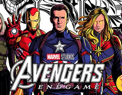 Alamo / Avengers Endgame