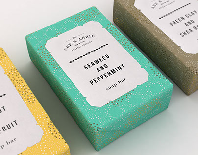 Organic Soapery Packaging