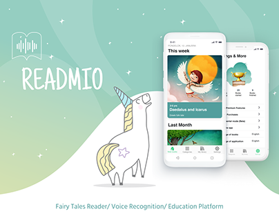 Readmio - Education Platform