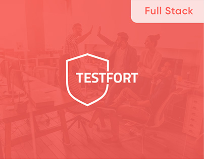 TestFort Company Website