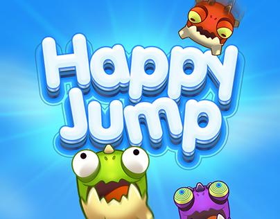 Game UX-Ui Happy Jump
