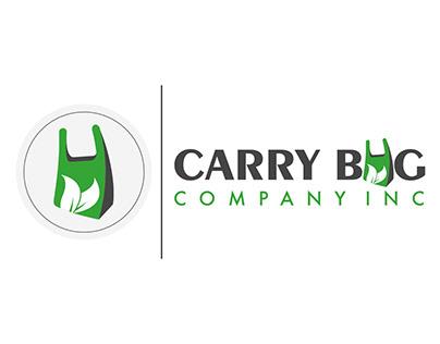 Carry Bag Company Inc Logo Design