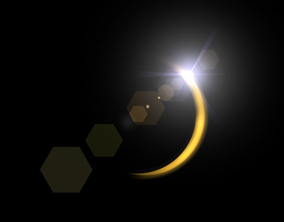 Eclipse model in Cinema 4D for Extreme Nature Tours