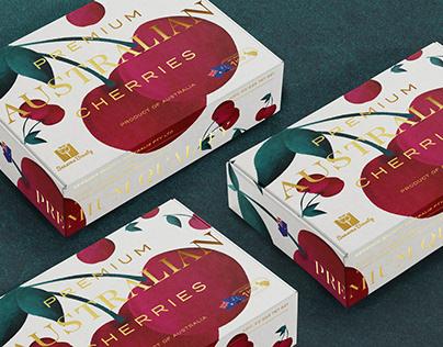 Season Bounty Cherry Packaging